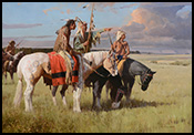 In Quest of the Cree 42x60